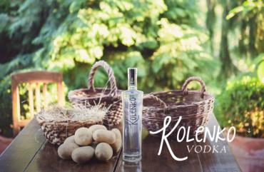 Kmetija Kolenko - Kolenko vodka